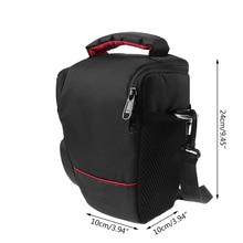DSLR Camera Bag Case For Canon EOS 4000D M50 M6 200D 1300D 1200D 1500D 77D 800D 80D Nikon D3400 D5300 760D 750D 700D 600D 550D