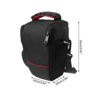 Image 1 - DSLR Camera Bag Case For Canon EOS 4000D M50 M6 200D 1300D 1200D 1500D 77D 800D 80D Nikon D3400 D5300 760D 750D 700D 600D 550D