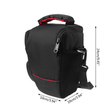 DSLR kamera çantası kılıf Canon EOS 4000D M50 M6 200D 1300D 1200D 1500D 77D 800D 80D Nikon D3400 D5300 760D 750D 700D 600D 550D