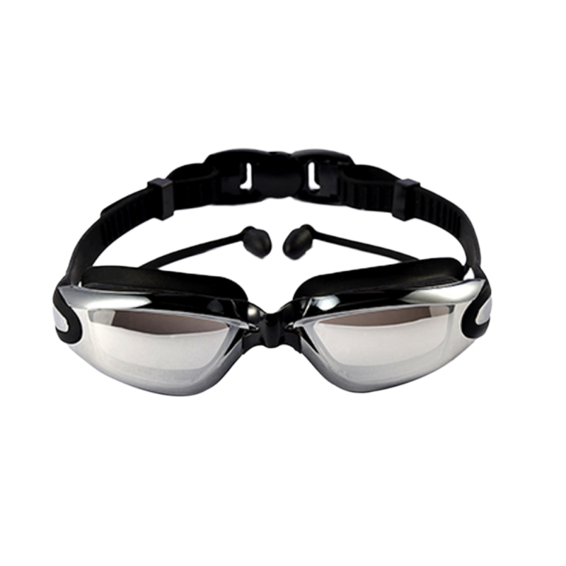 Swimming Goggles Professional Adjustable Waterproof Anti-Fog Uv Swim Eyeglass