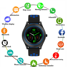Smart Watch Sports Fitness Activity Heart Rate Tracker Blood Pressure wristband IP67 Waterproof band Pedometer for IOS Android цена и фото