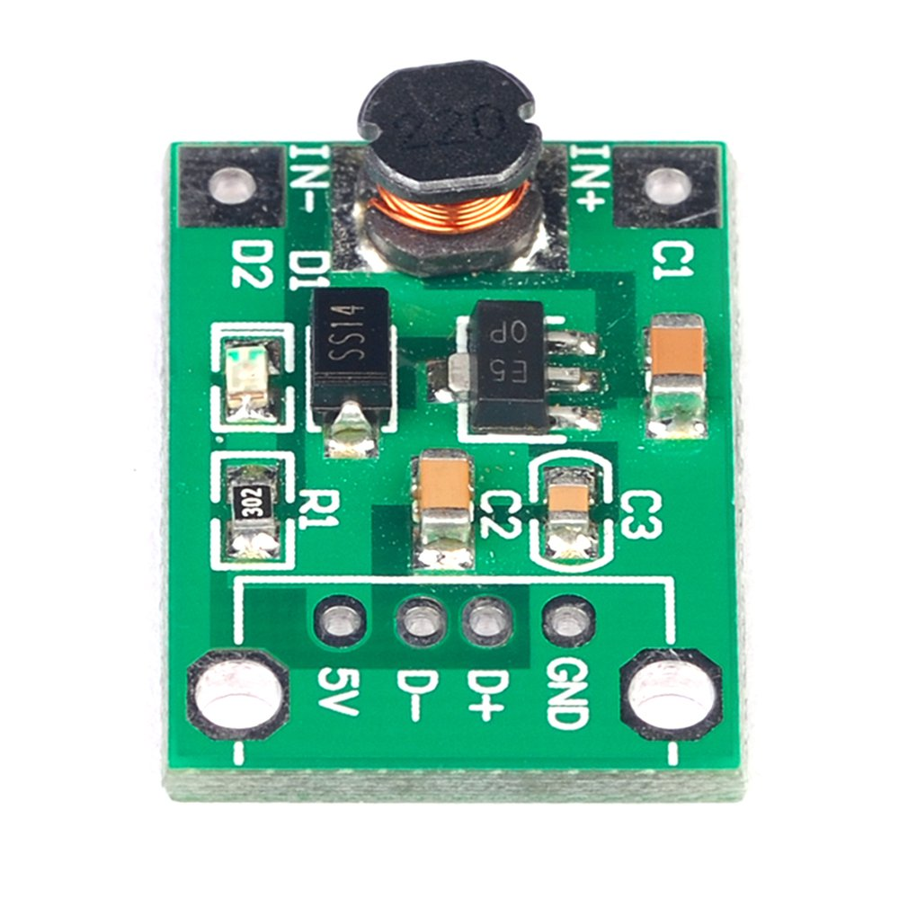 600mA DC-DC Mini Step Up Power Module 1-5V To 5V Step-up Boost Converter