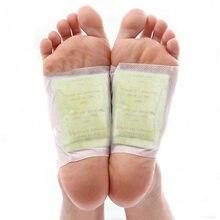 Kinoki – Patchs de détox pour les pieds, en bambou, avec adhésif, pour améliorer le sommeil, accessoire de soin des pieds, lot de 200 pièces