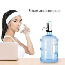 Wireless Water Bottle Pump Electric Water Dispenser Portable Gallon Drinking Bottle Switch Automatic Drinking Water Pump USB Cha