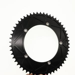 Image 3 - Stone Chainring 144 BCD do toru rower z ostrym kołem fixie 42/44/46/48/50/52/54/56/58/60T kolarstwo 144BCD płytka zębata koła łańcuchowego