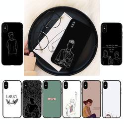 Louis Tomlinson Phone Case For iPhone 8 7 6 6S Plus 5 5S SE 2020 12pro max XR X XS MAX 11 case