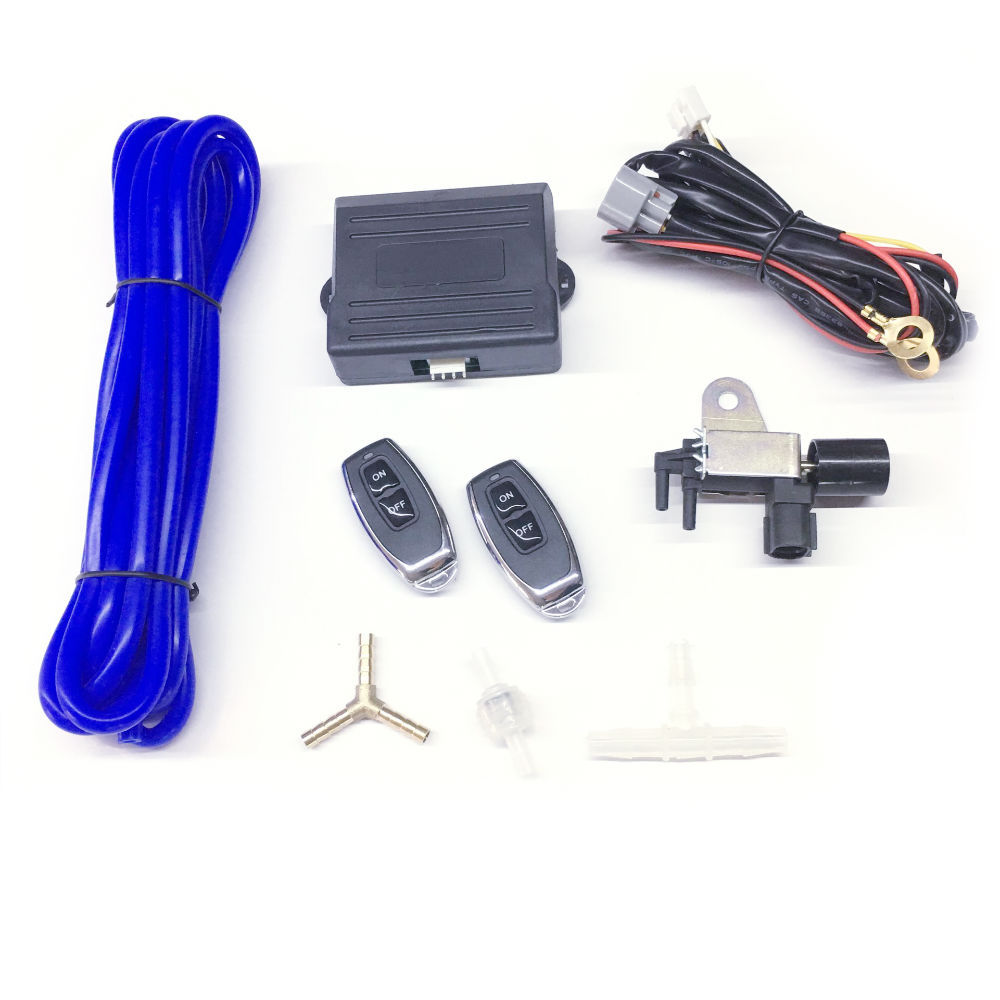 Generation Car Valve Exhaust Pipe Modification Controller Exhaust Valve Solenoid Valve Accessory Fried Street Din Remote Control|Remote Controls| |  - title=