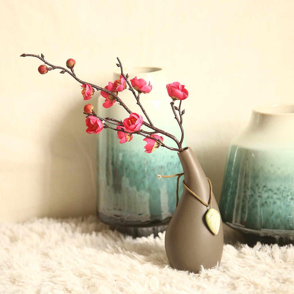 DIY Pesta Bunga Palsu Festival Perlengkapan Dekorasi Rumah Vintage Bunga Buatan Pesta Pernikahan Kecil Ins Angin Dekorasi Kamar