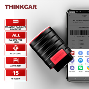 Image 1 - Thinkcar Thinkdiag New 4.0 Version Full Software 1 Year Free Update Full OBD2 Code Reader Bluetooth Android IOS Scanner Tool