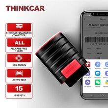 Thinkcar Thinkdiag nuova versione 4.0 Software completo 1 anno aggiornamento gratuito lettore di codice OBD2 completo Bluetooth Android IOS Scanner Tool