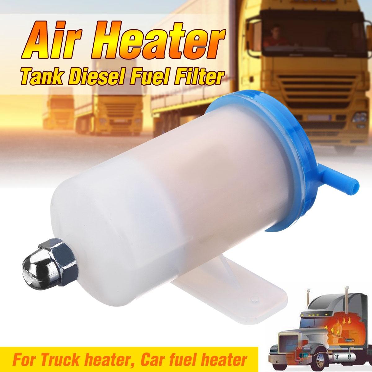 Air Parking Heater Tank Diesel Filter Oil Fuel Universal Separator