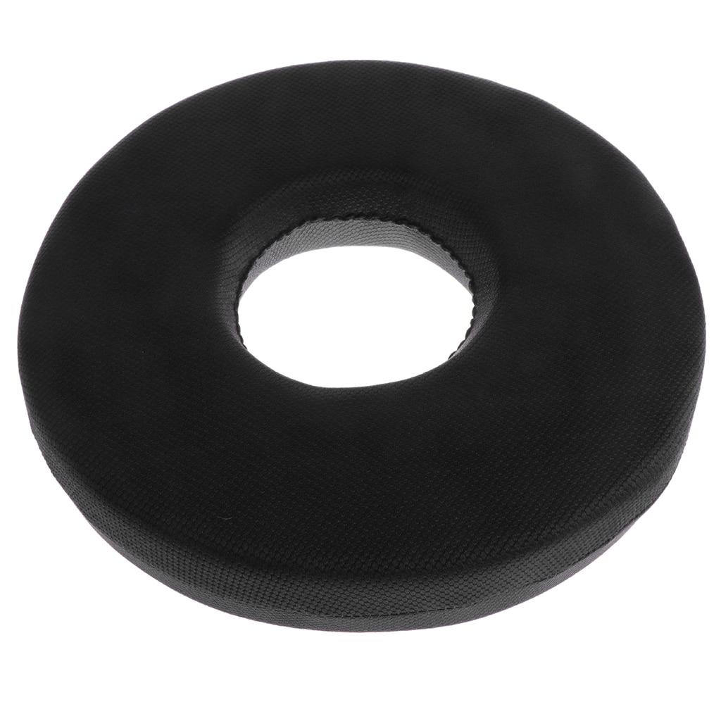 Подушка-Пончик Из Пенопласта с эффектом памяти, подушка для сиденья в виде пончика, геммороидная терапия, простата, коцикс, ионизика