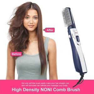Image 3 - REBUNE 2025 2 Haar Styler Werkzeuge 220V HAAR STYLER Mode Haarglätter & Haar Curler Kamm Pinsel