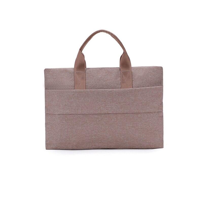 Модная сумка портфель для Apple Dell Toshiba samsung lenovo портативный ноутбук сумка для планшета водонепроницаемый Sac основной Femme