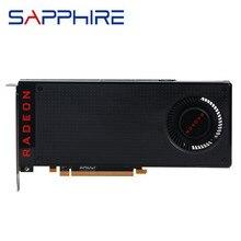 Видеокарты SAPPHIRE RX 570 4 Гб GPU AMD Radeon RX 570 4G Blower, графические карты PCI Express, для настольного ПК, карты компьютера, не для майнинга