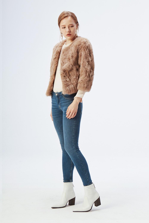 Had5401fb3af54479b978cfc910723203p ETHEL ANDERSON 100% Real Rabbit Fur Women's Real Rabbit Fur Coat/Jacket Outwear Beauty Purple Color XXXL Size Coat