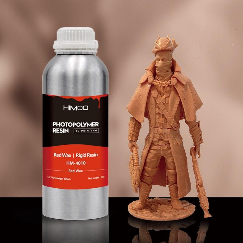 Подставка Himoo для Красного воска, высокая точность для полимерного 3D-принтера, тени, Sparkmaker Nova3D LONGER Qidi, промышленный стоматологический 3D-прин...