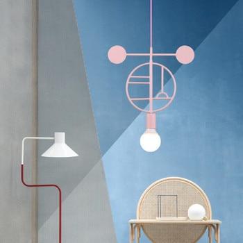8 10 12 heads postmodern loft molecular pendant light art creative designer glass ball villa hotel hall led hanging lights Nordic Lovely Art Pendant Lamp Loft Creative Geometrical Designer Coffee Shop Kitchen Hanging Lights with Led Bulbs Cord Pendant