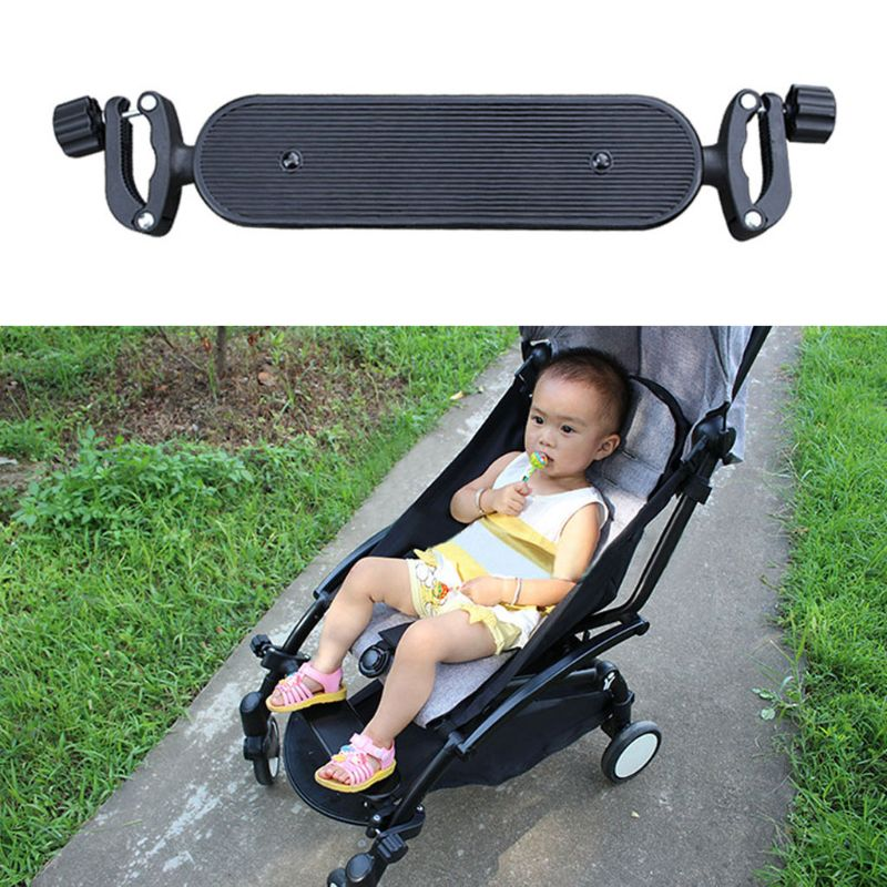Adjustable Stroller Footboard Pedal Foot Rest Baby Footrest Stroller Accessories Infant Carriages Feet Extension Pram Footboard