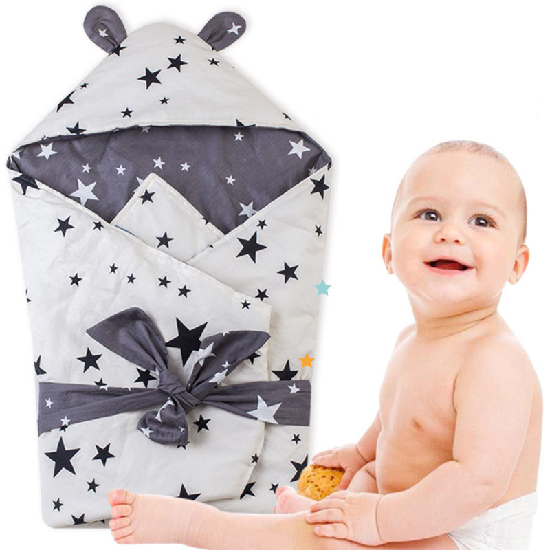 Spring Winter Newborn Envelope Baby Sleeping Bag Infant Sleep Sack Children Bedding Anti Kick Warm Sleeping Bag AXA024