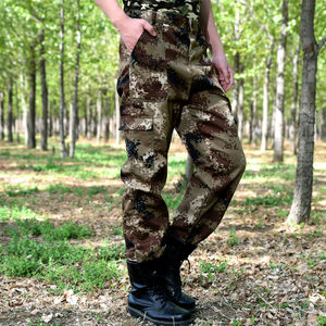 Camouflage Military Pants Men