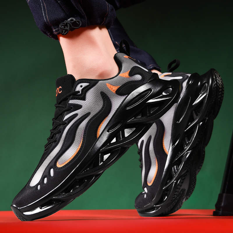 Hot Sale Krasovki Men Casual Shoes Luxury Tenis Masculino Designer Light Sneakers Shoes Men Basket Homme Dropshiping Scarpe Uomo