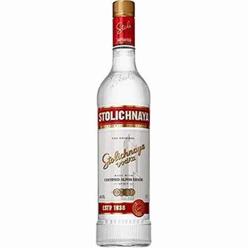 Stolichnaya Vodka SPI 40% Vol. 0,7 L