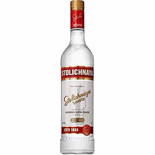 Stolichnaya Vodka SPI 40% Vol. 0,7 L