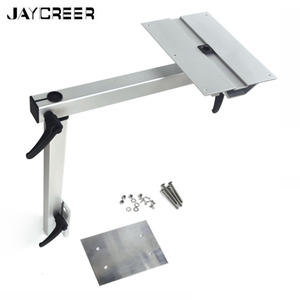 JayCreer RV Table Rotatable Foldabe Leg ,Boat Marine Table Rotatable Foldabe Leg