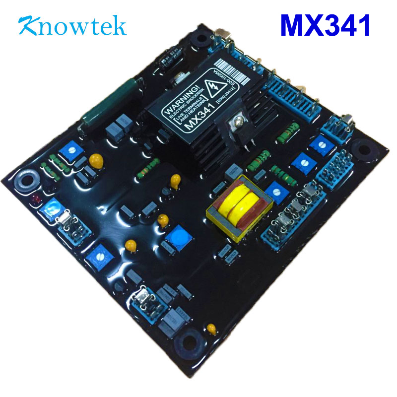 Image 2 - AVR MX341 Automatic Voltage Volt Regulator For brushless Generator-in Generator Parts & Accessories from Home Improvement