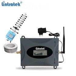 Lintratek 4 جرام مكرر إشارة 1800 ميجا هرتز الداعم GSM 900 مكرر 3 جرام 2100 ميجا هرتز UMTS LTE GSM المحمول مكبر صوت أحادي الصوت/البيانات ревитемемемеререй
