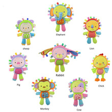 Plush Bell Toys with BB Pace Doll 10 styles