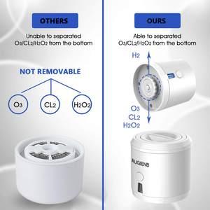 AUGIENB 300ml SPE PEM Hydroge Reiche Wasser Flasche Ionisator Generator Maker Energie Tasse BPA-freies Anti-Aging wiederaufladbare Gesunde