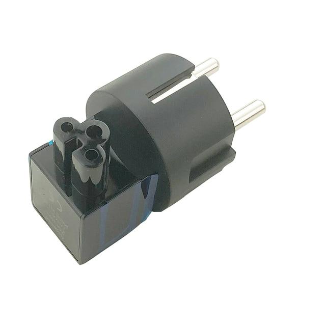 For HP Duckhead power plug adapter ASSY C5 3 pin Duckhead Korea EU 846250 009