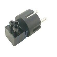 עבור HP Duckhead תקע חשמל מתאם ASSY C5 3 פינים Duckhead קוריאה האיחוד האירופי 846250 009