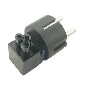 Image 1 - Para hp duckhead adaptador de tomada de alimentação assy c5 3 pinos duckhead coreia ue 846250 009