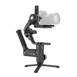 Pre-order Zhiyun Crane 3S 3-axis Handheld Gimbal Camera stabilizer for Sony A7M3 A6500 Canon 6D 5D IV Panasonic GH5 Nikon D850