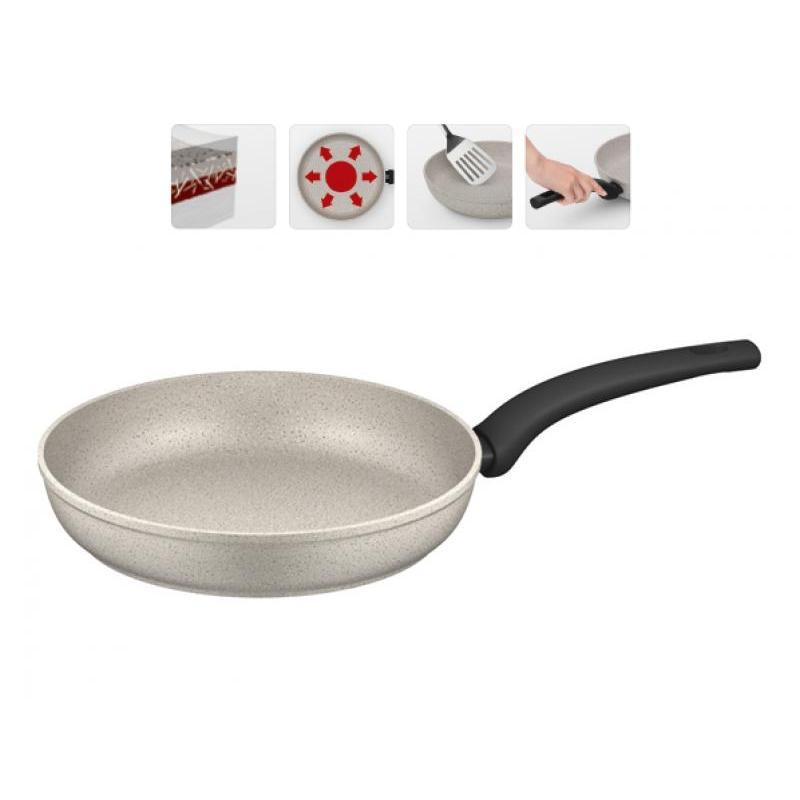 Frying Pan NADOBA, Marmia, 26 Cm