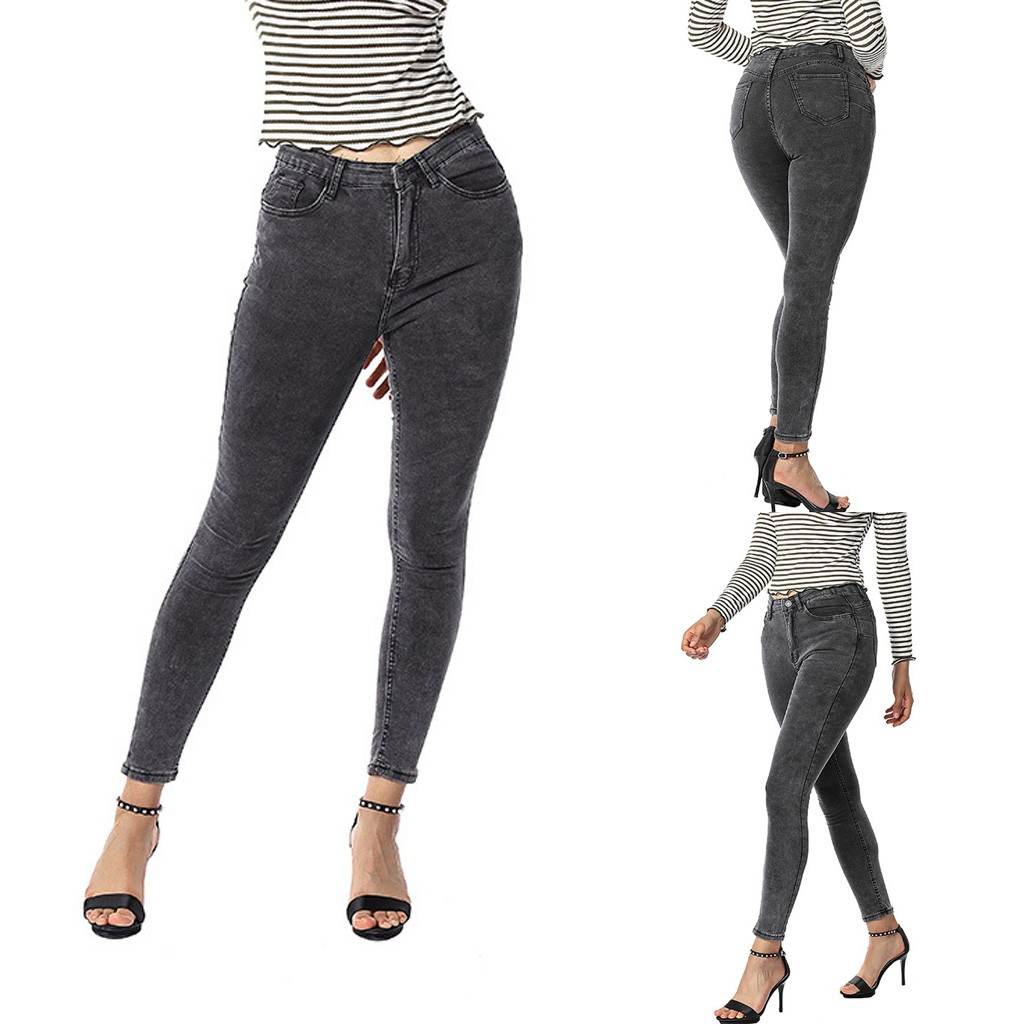 Sexy office work Women Flare High Waist Jeans Button Drawstring Waist Bell Bottom Denim Pants clothes Leisure style 2020 Winter