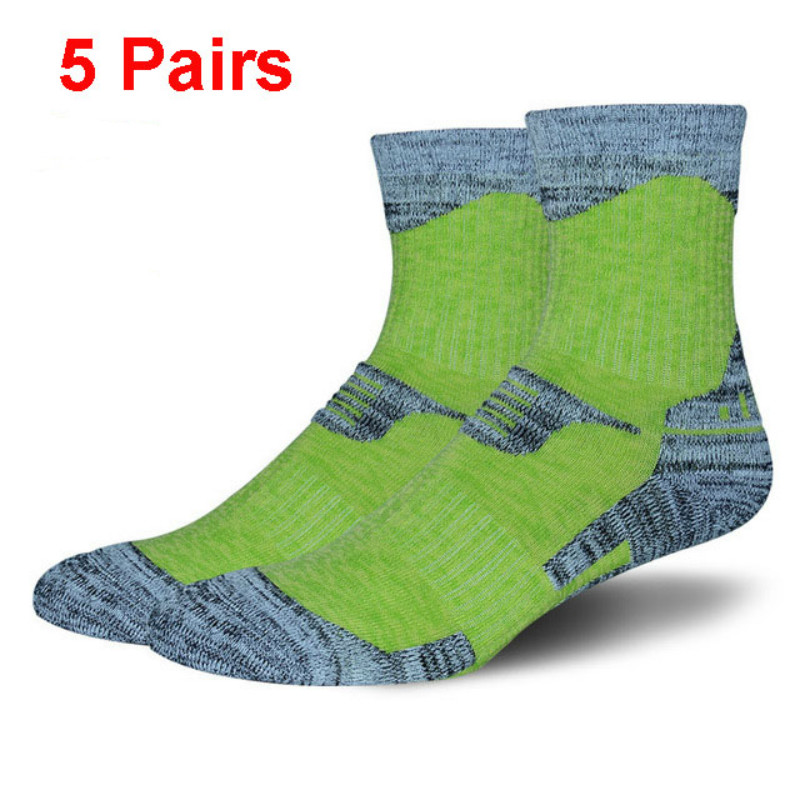 5Pairs 2020 Winter Skiing Thermal Ski Socks Men Women Sports Snowboard Socks Thermosocks Cycling Trekking Hiking Socks