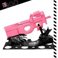 Gun Gale Online GGO Kohiruimaki Karen LLENN Weapon P90 PVC Cosplay Prop for carvinal party
