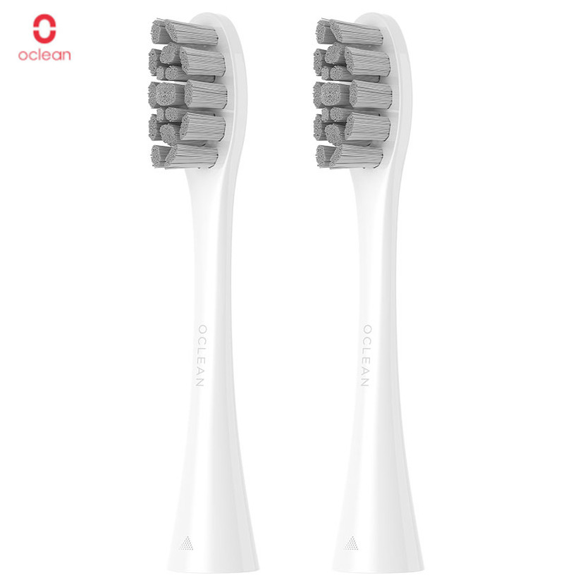 2pcs Oclean PW01 Replacement Brush Heads For Oclean Z1 / X / SE / Air / One Electric Sonic Toothbrush From Youpin image