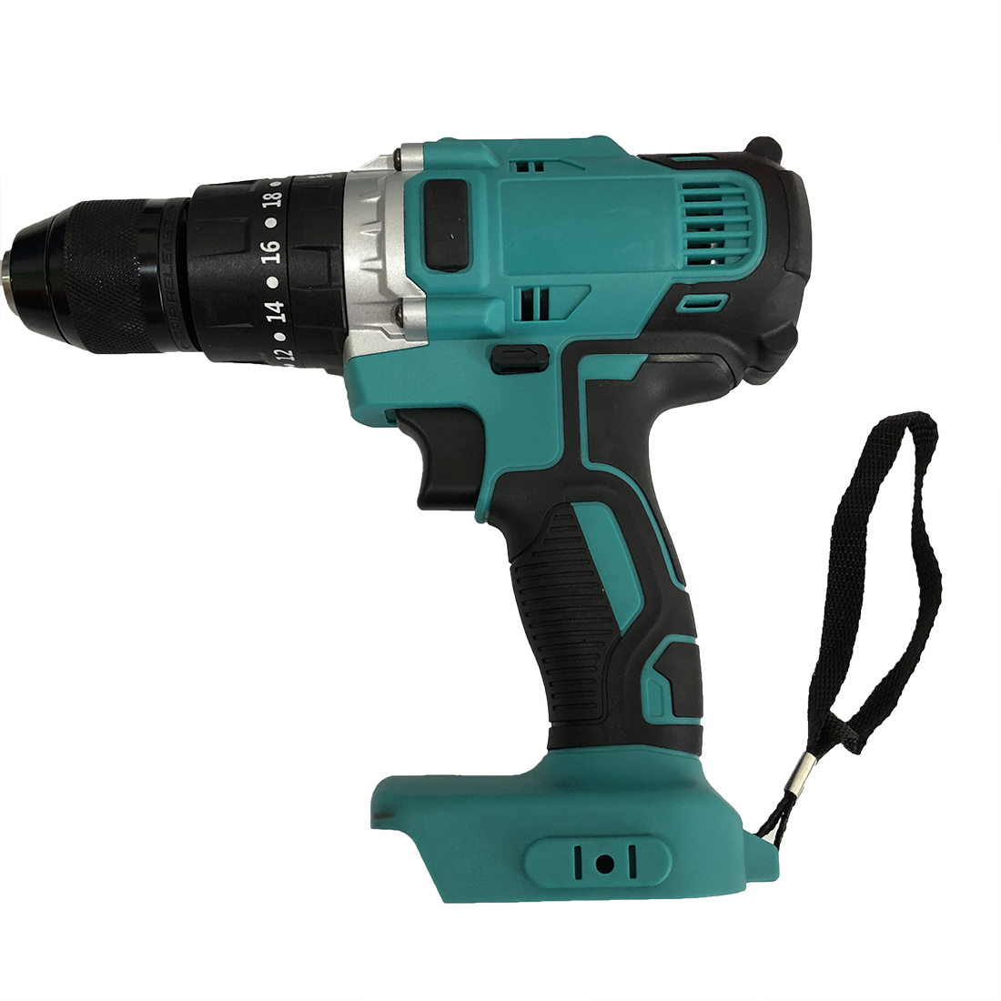 <font><b>Cordless</b></font> Brushless <font><b>Impact</b></font> <font><b>Drill</b></font> <font><b>Electric</b></font> <font><b>Screwdriver</b></font> For Makita 18-21V Li-ion Battery No Batteries Woodworking Tools image