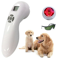 Beams Cold Laser Therapy Device for Pain Relief Knee Shoulder Back Joint and Muscle Pain Suitable for People and Animals