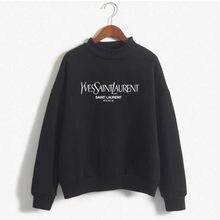 Womens Letters FRIENDS Print Long Sleeve Hoodie Sweatshirt 5 Colors S M L XL Brand New 2020 Ladies Slouch Pullover Jumper Tops