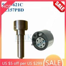 Erikc Regelklep 9308 621C Nozzle L157PBD Spuit L157PRD Reparatiesets 7135 650 Injector 28239294 Voor EJBR04701D EJBR03401D