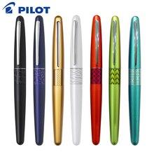新ファッションパイロット FP MR2 88g 首都圏万年筆 f nib 動物プリント/色ボディ書き込み用品