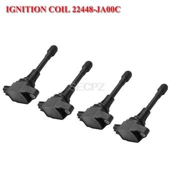 22448-JA00C AIC-2408N XIC-AC06N Car Coils Ignition Coil For Nissan Altima Rogue Sentra Versa Infiniti 22448JA00C