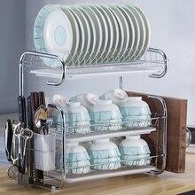 Kitchen Rack Supplies Cutlery Storage Box Plate Bowl Storage Rack Knife Rack Cupboard Dish Drain Dish Rack Kitchen цена и фото