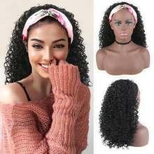Dlme 100% человеческие волосы сцепление лента для волос манекен